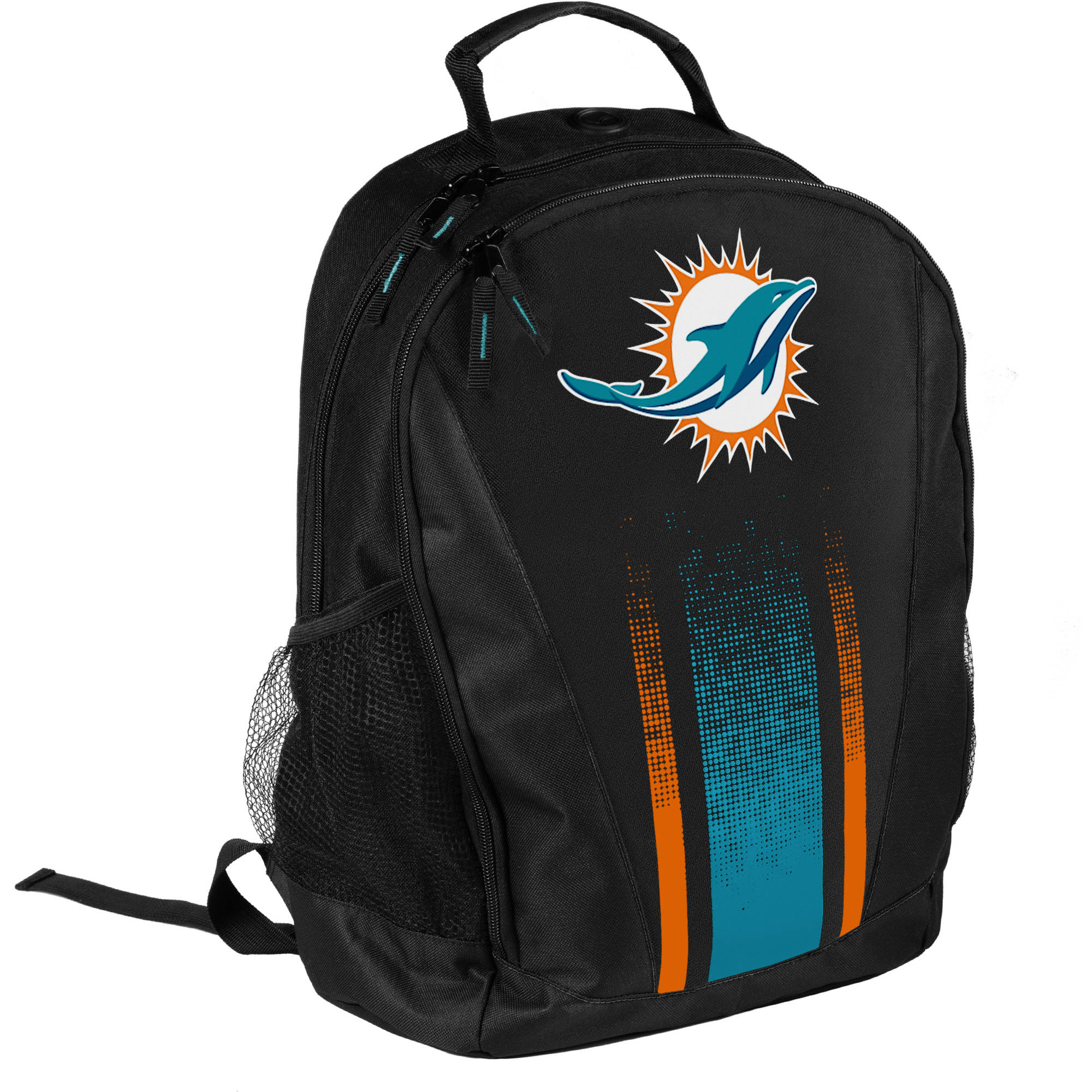 Forever Collectibles NFL Miami Dolphins Prime Backpack