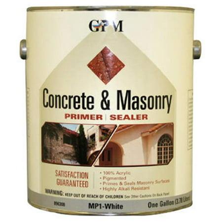 True value mfg company mp1 gal exterior latex masonry - Exterior concrete block finishes ...