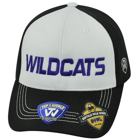 State Wildcats Spring - NCAA Kansas State Wildcats 2013 Buffalo Wild Wings Bowl  Two Tone Hat Cap