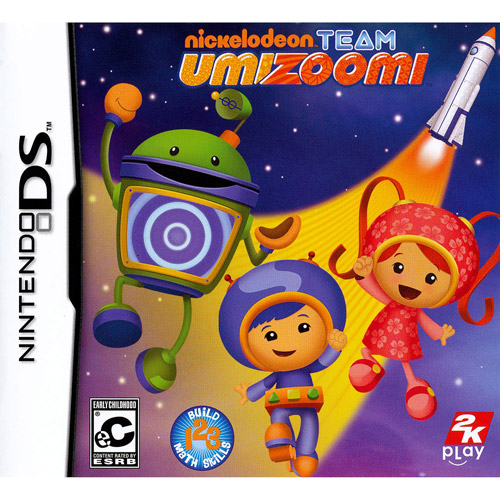 Team Umizoomi (DS)