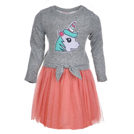 3a1cb4ec8 Youngland Girls' Dress - Walmart.com