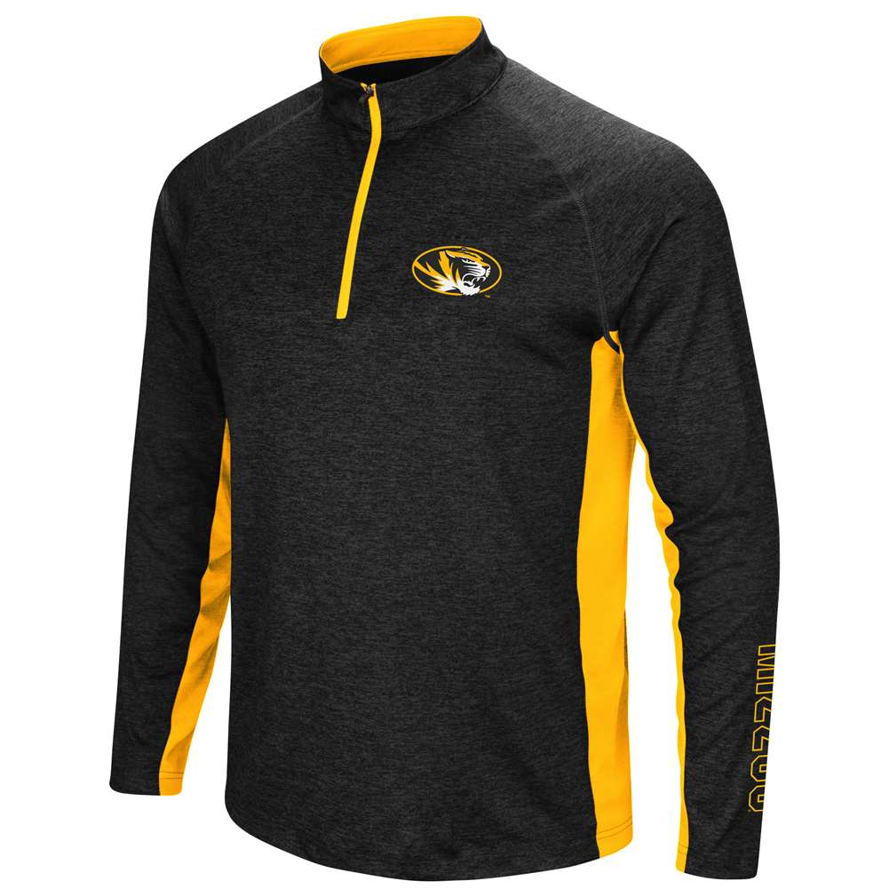 Missouri Tigers Colosseum Upstart 1/4 Zip Windshirt