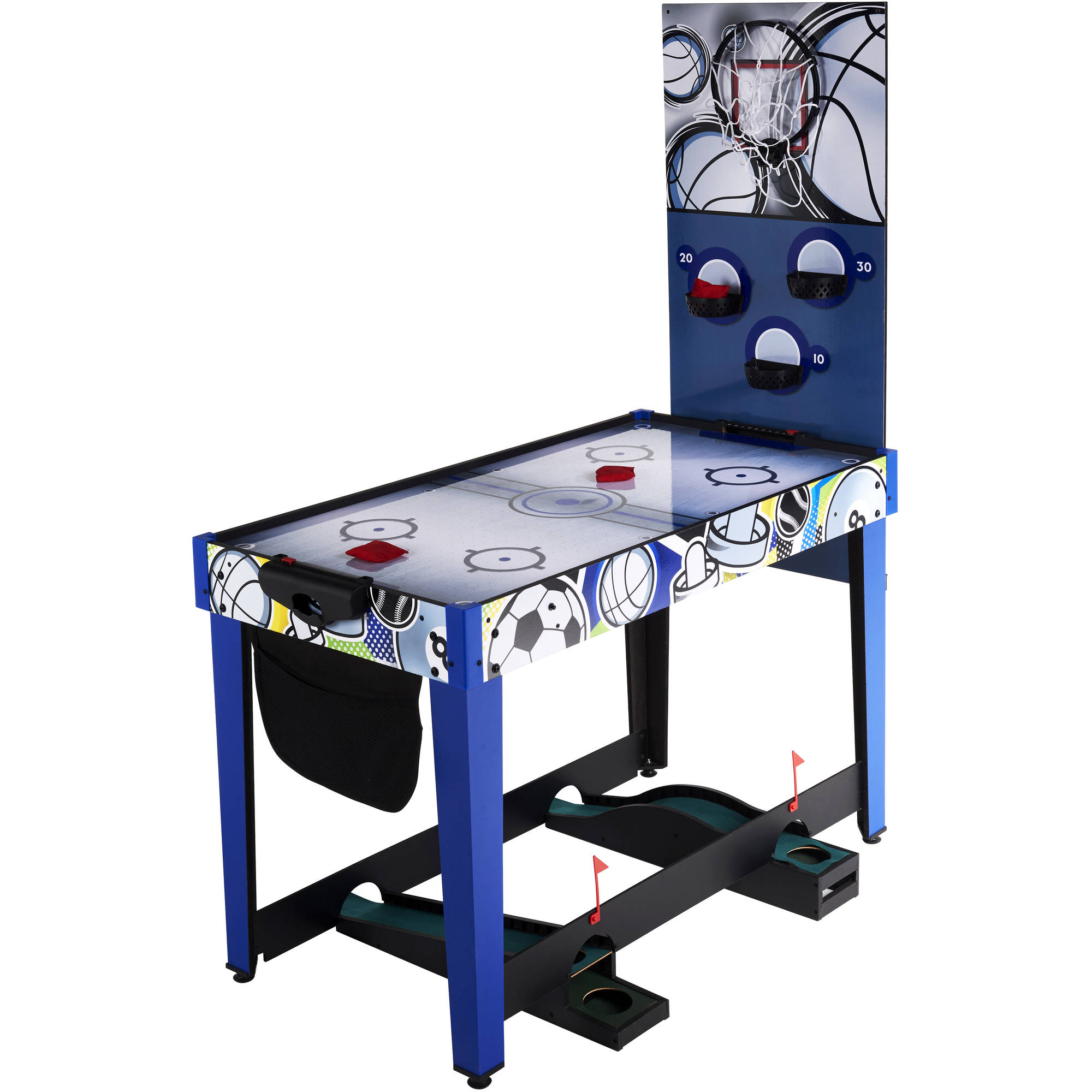 MD Sports 48 Inch 13 In 1 Multi Game Combo Table