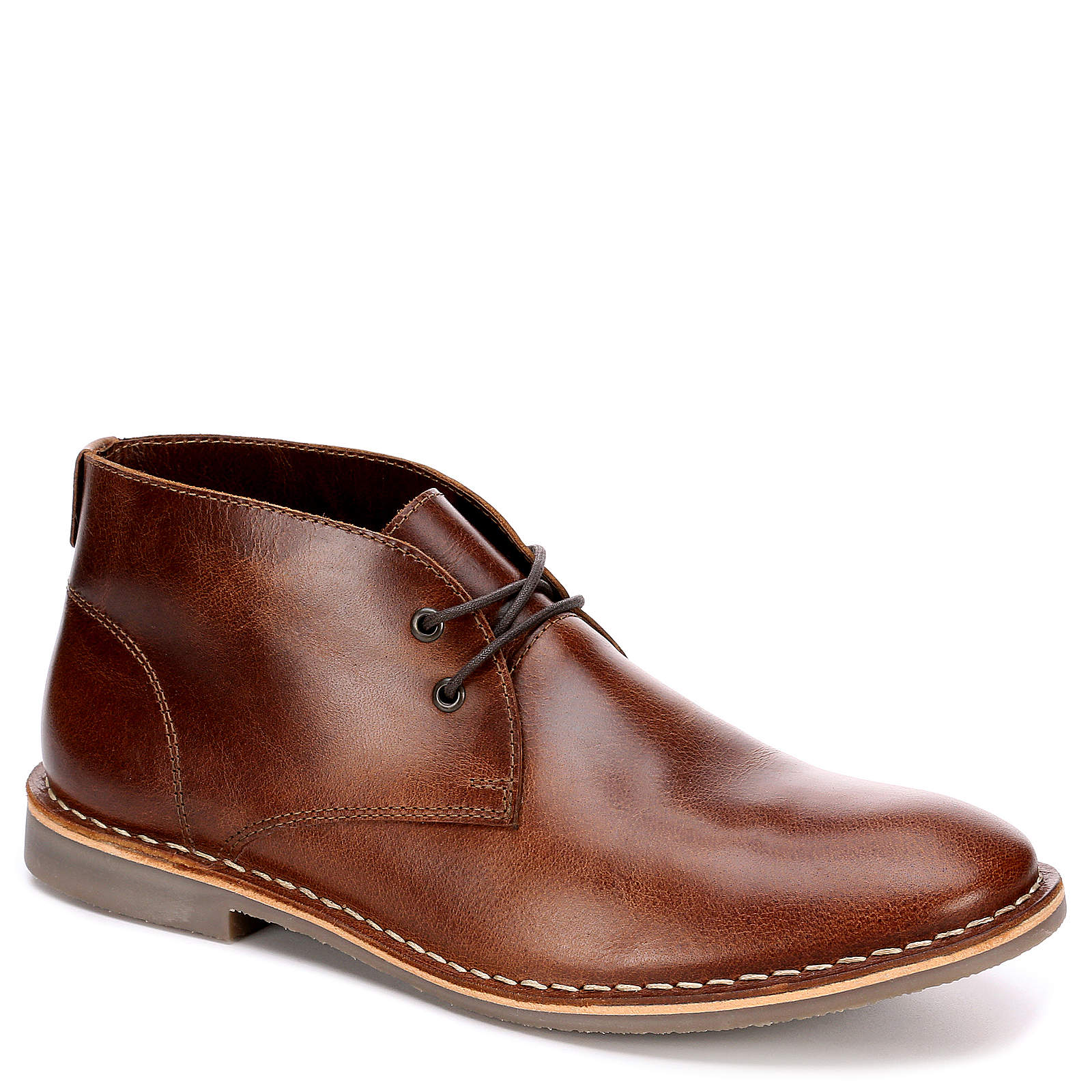Franco Fortini Men's Dade Leather Chukka Boot Shoes