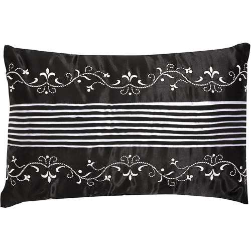 Better Homes and Gardens Sable Gardens Collection Oblong Decorative Pillow