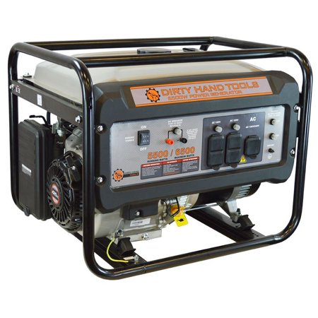 Dirty Hand Tools 6500W Gas Powered