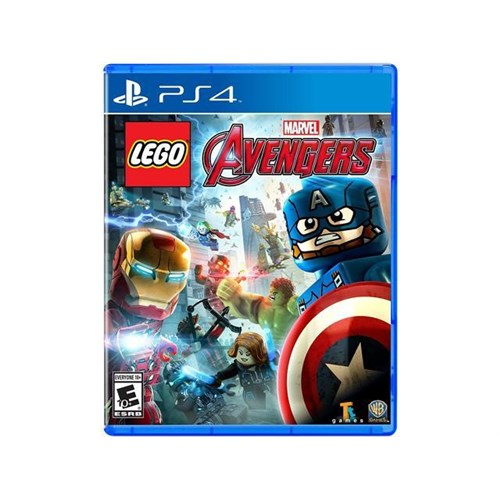 LEGO Marvel Avengers for PlayStation 4