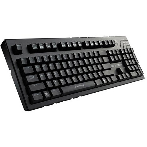 Cooler Master Storm QuickFire Rapid keyboard