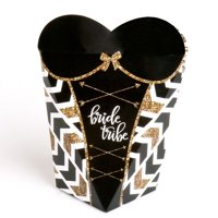 Bride Tribe - Bachelorette Party Favors - Gift Favor Boxes for Women - Set of 12