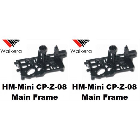 2 x Quantity of Walkera Mini CP CP-Z-08 Main Frame Body Helicopter Part