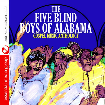 Gospel Flute Music - Gospel Music Anthology: Five Blind Boys of Alabama