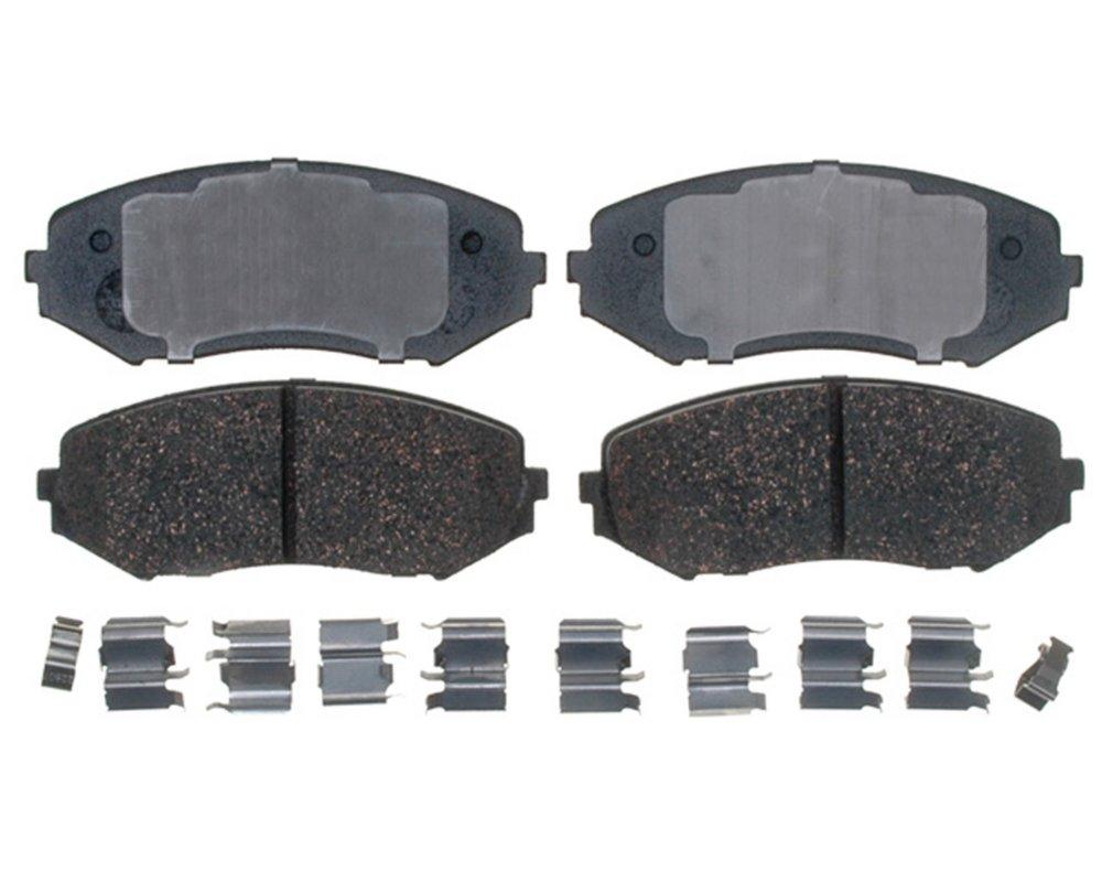 Ac Delco 17d1188ch Brake Pad Set For Suzuki Grand Vitara
