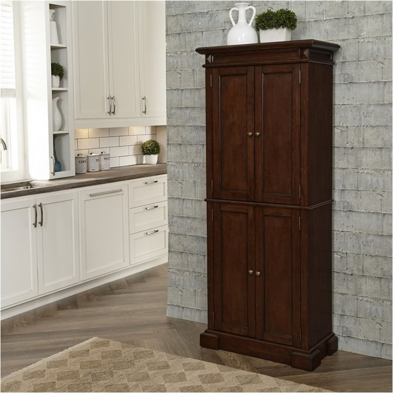 Bowery Hill Kitchen Pantry in Cherry