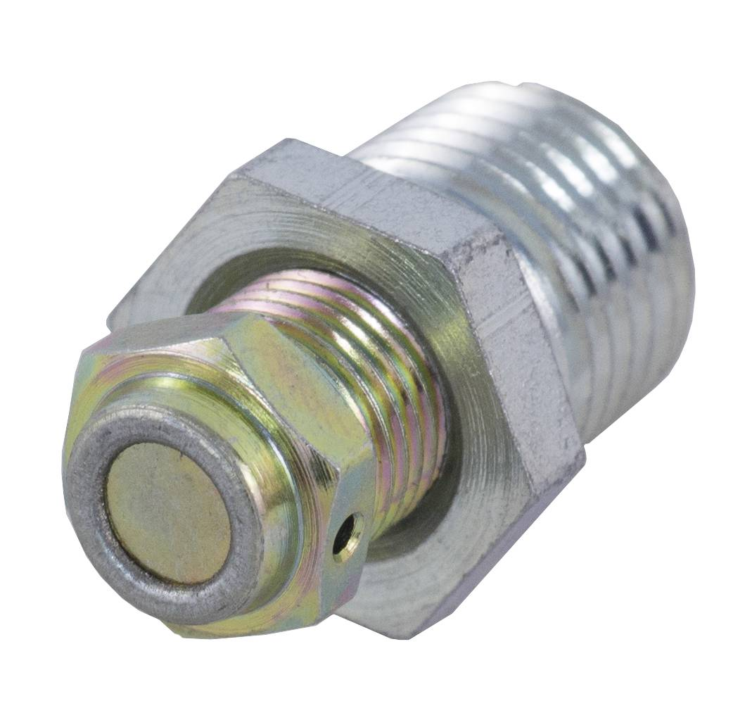 NEW SNOW PLOW PRESSURE RELIEF VALVE FITS MEYER WITH BUSHING 08743 8473