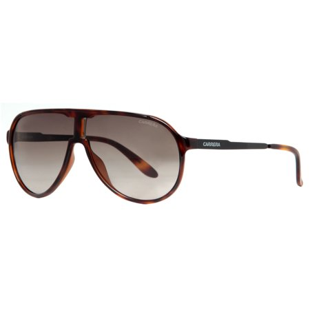 Carrera New Champion/S 08F8/HA Havana/Black Men's Aviator (Carrera Men Sunglasses)