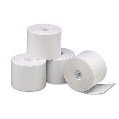 Universal Deluxe Direct Thermal Printing Paper Rolls - Deluxe Printing