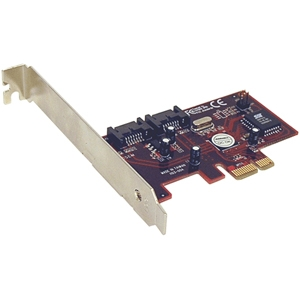 Image of 2PORT SATA II RAID5/ BOD PCIE CONTROLLER