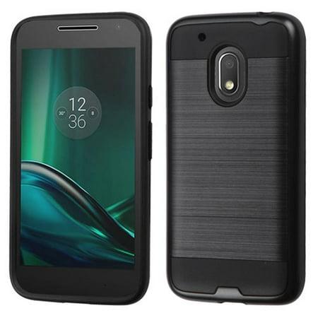 on sale 4cb13 23716 Motorola Moto G4 Play Phone Case, Motorola Moto G4 Play Case, by Insten  Hard Dual Layer TPU Cover Case For Motorola Moto G4 Play case cover