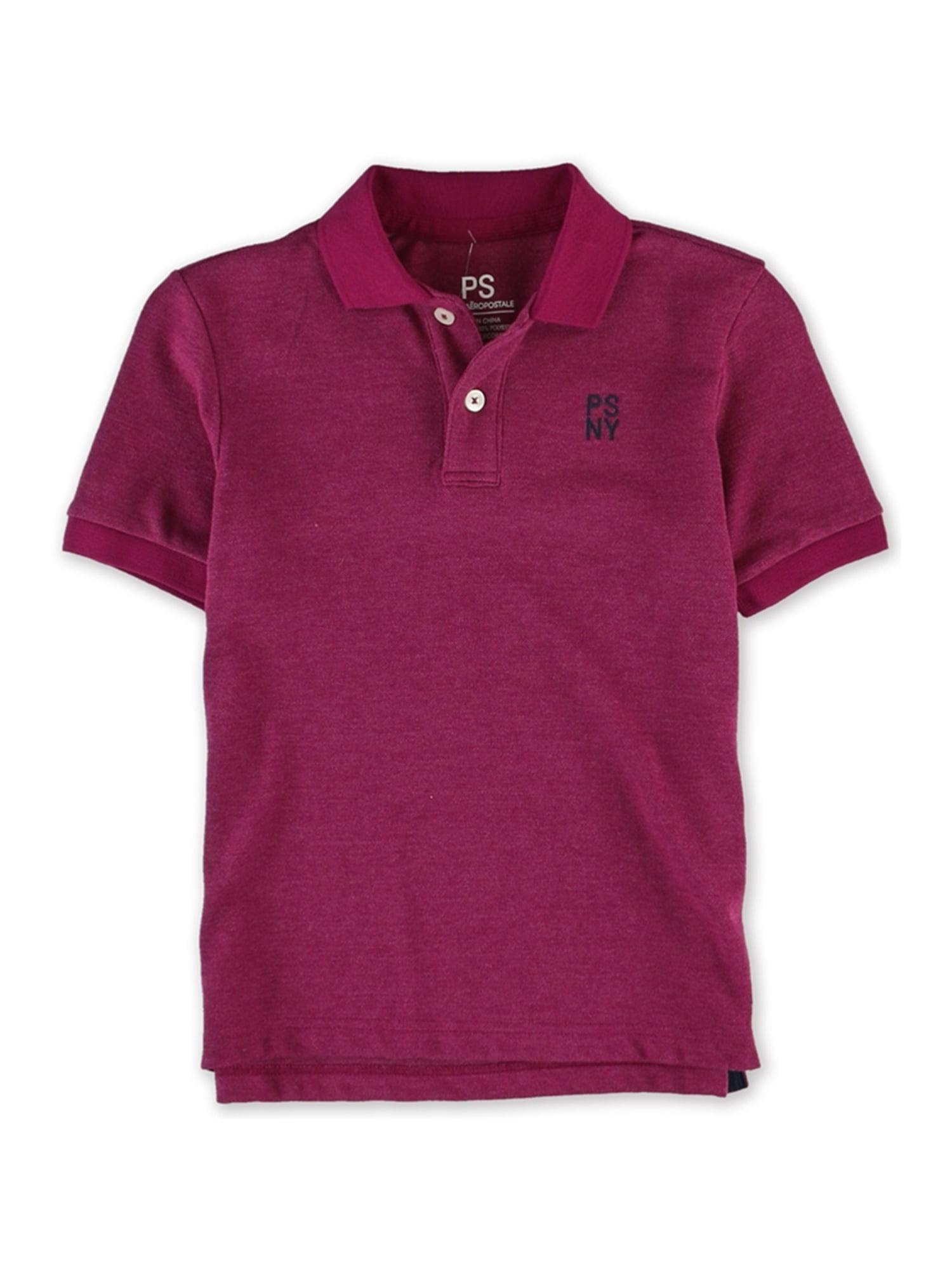 Aeropostale Boys Psny Rugby Polo Shirt