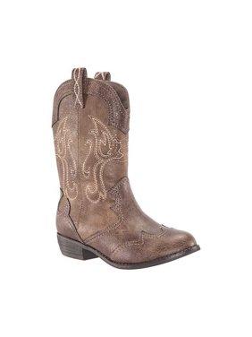 Girls' Nina Beti Vegan Cowgirl Boot