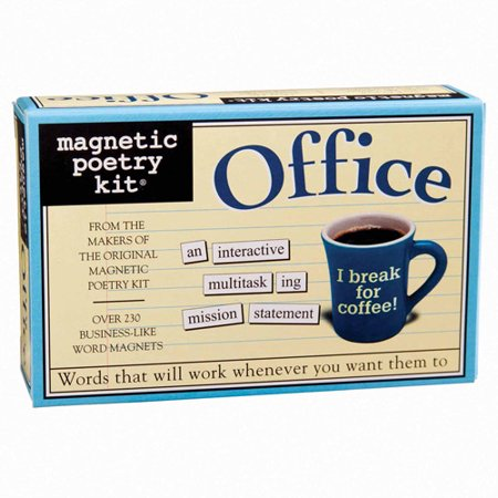 Magnetic Poetry Kit (Magnetic Poetry Kit, Office)