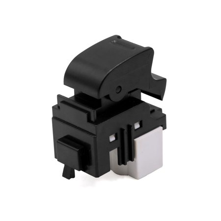 Car Auto Black Plastic Metal Window Lifter Switch Controller 5 Pins for Toyota - image 3 of 3