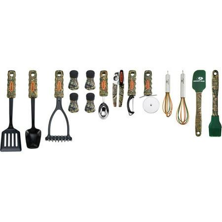 Mossy Oak 15-Piece Kitchen Tool and Gadget Set - Walmart.com