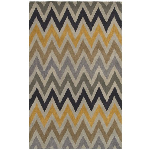 Rizzy Home Volare Woolen Rug In Ivory Color 9'x12'