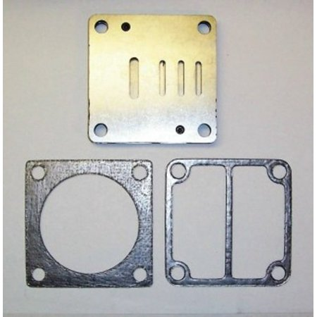 Campbell Hausfeld DP400064AV Valve Plate Assy (1 (Campbell B 0823 15c Quietsump Check Valve)