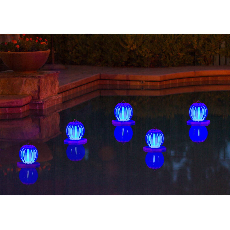 Poolmaster Solar Lantern, Pack of 2