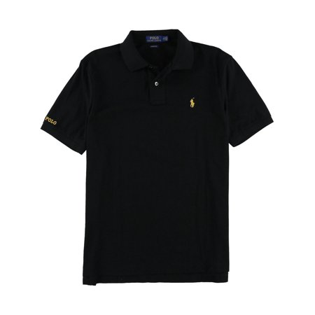 Ralph Lauren Mens Mesh Rugby Polo Shirt