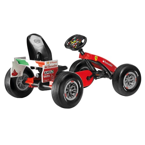 Berg USA Ferrari 150 Italia Pedal Go Kart Riding Toy