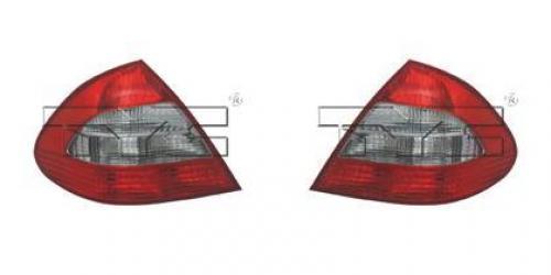 For 2007-2009 Mercedes-Benz E63 Amg Right Passenger Side Rear Lamp Tail Light