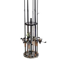 Organized Fishing Fishing Rod Rack