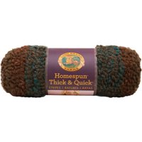 Lion Brand Yarn Homespun Thick and Quick , Available in Multiple Colors