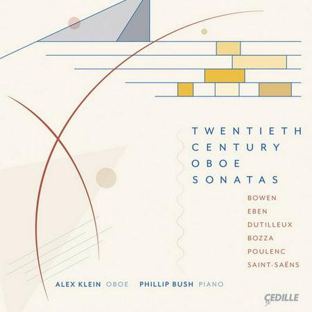 20th Century Oboe Sonatas