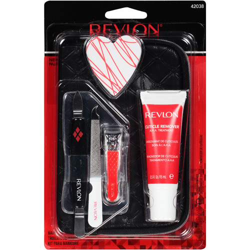 Revlon Manicure Kit, 6 pc