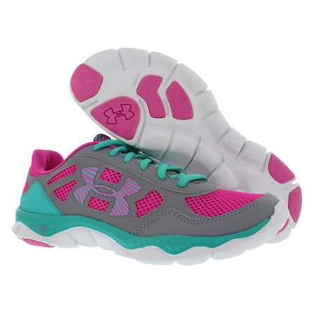 Under Armour Engage II Bl Running Girl's Gradeschool Shoes Size 7