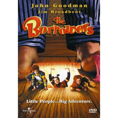 The Borrowers (Full Frame, Widescreen)