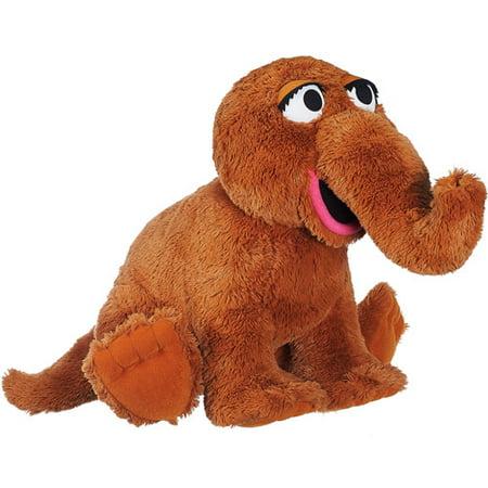 Playskool Sesame Street Snuffleupagus Plush - Sesame Street Giveaways