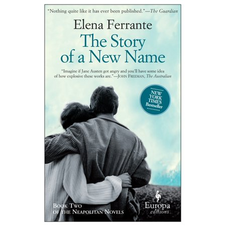 The Story of a New Name : Neapolitan Novels, Book Two](Good Halloween Story Names)