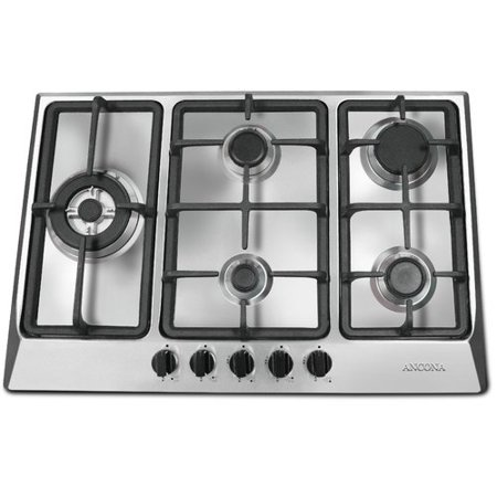 Ancona 30 Gas Cooktop With 5 Burners