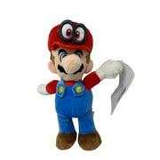 Super Mario 7 Inch Stuffed Plush Doll Toy