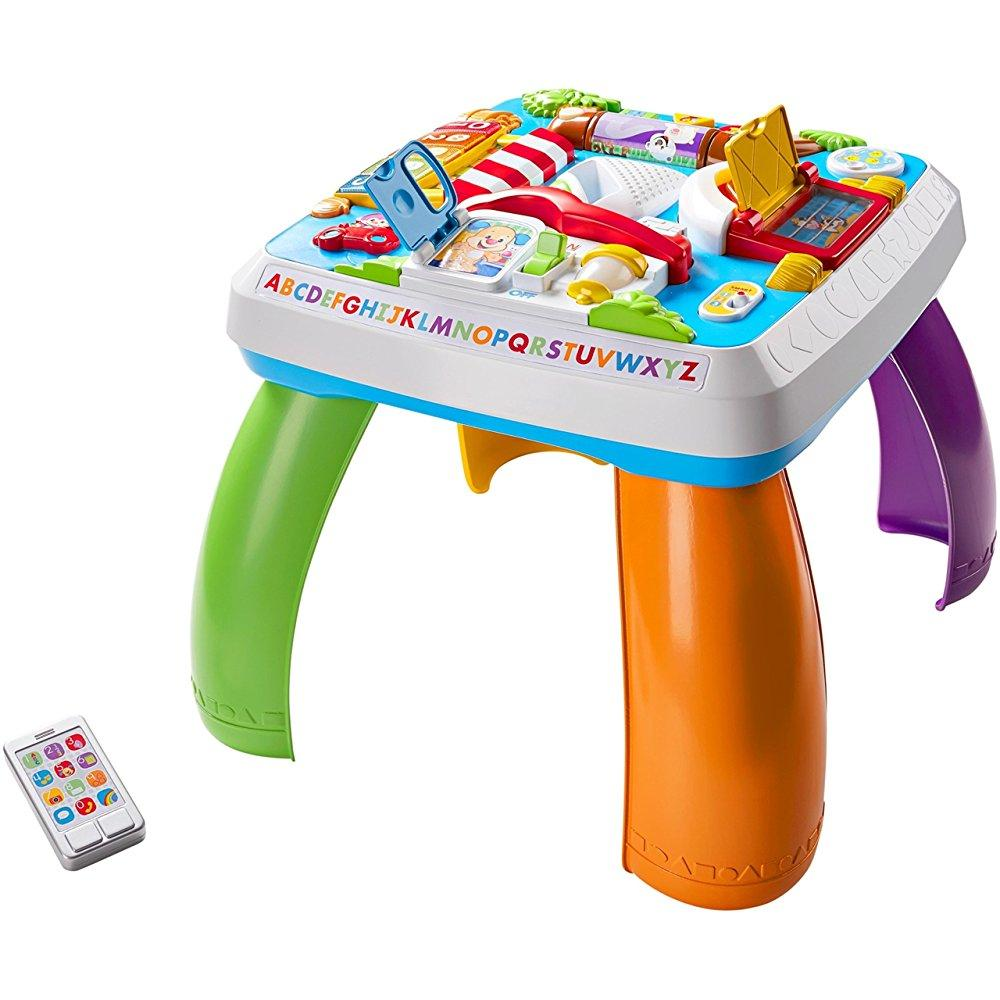 Fisher Price Laugh & Learn Around The Town Learning Table...
