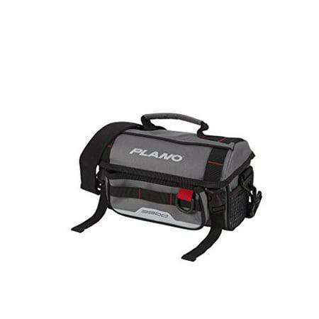 Plano Tackle Bags (GREY 3500 SOFTSIDER)
