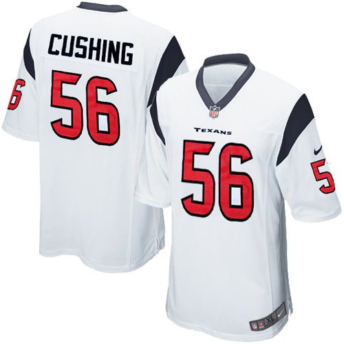 Brian Cushing Houston Texans Nike Youth Game Jersey - White