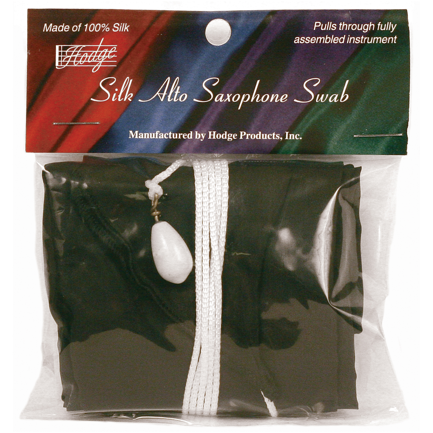 Swab,Hodge Silk,ASax,Blk by Hodge Products Inc