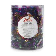 Zanies Mylar Balls Cat Toy Canister, 35 Pc