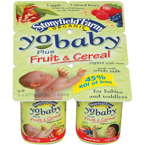 Stonyfield yo baby yogurt coupons