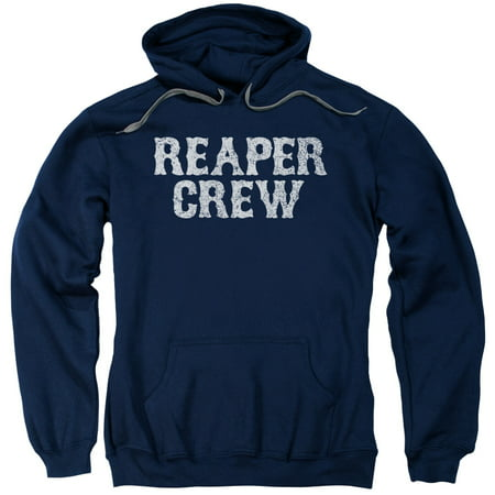 Sons Of Anarchy Reaper Crew Mens Pullover Hoodie